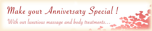 Make your Anniversary Special!